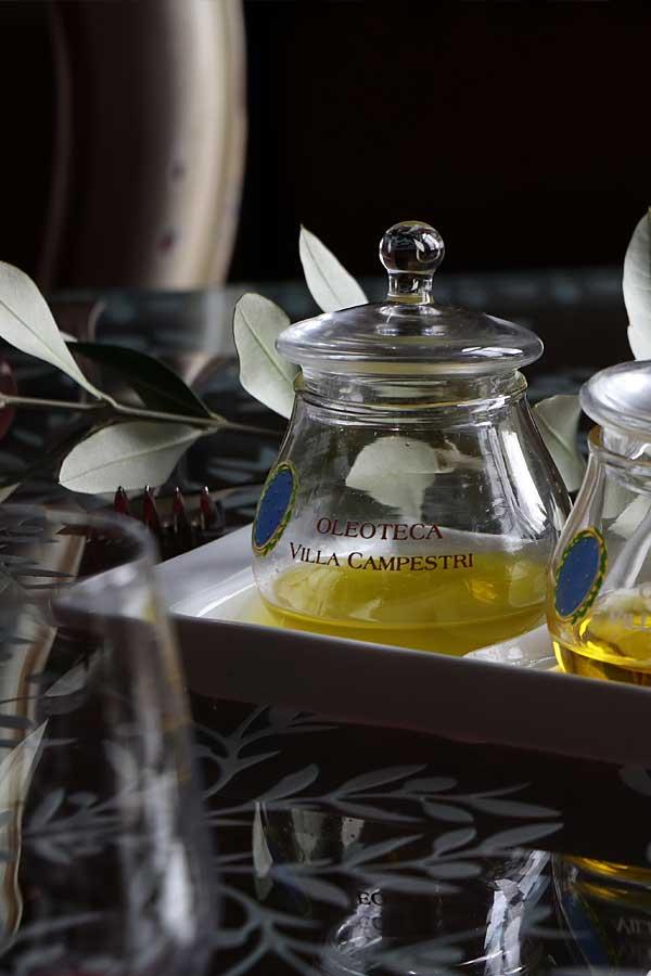 2 degustazioni di olio di oliva