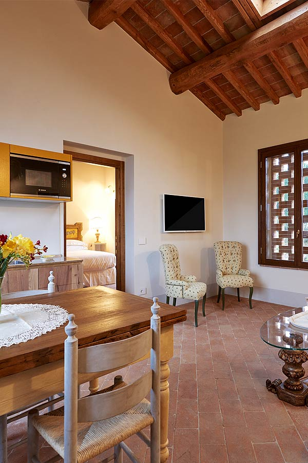 2 girasole family apartment