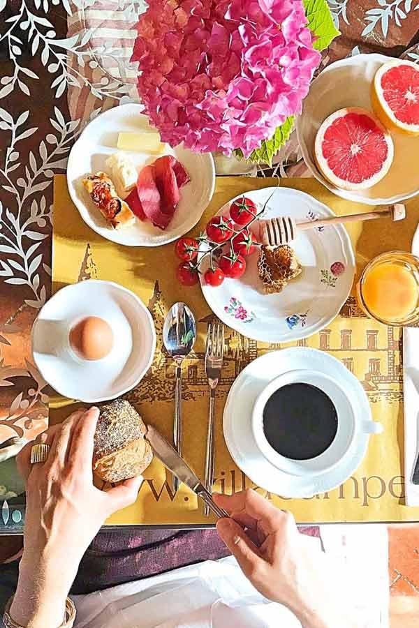 feature home colazione